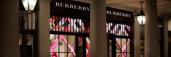 The Burberry Beauty Box