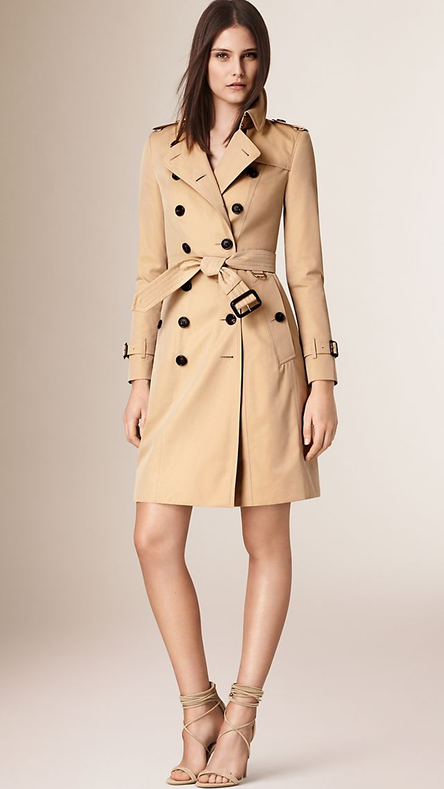 The Chelsea –Long Heritage Trench Coat