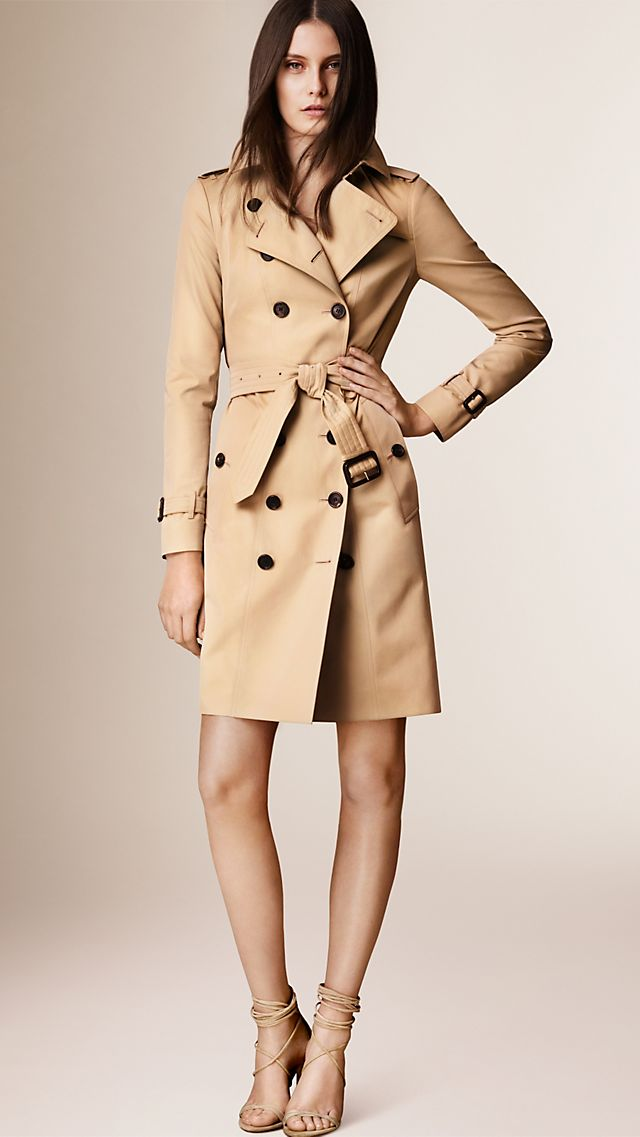 The Sandringham - Long Heritage Trench Coat