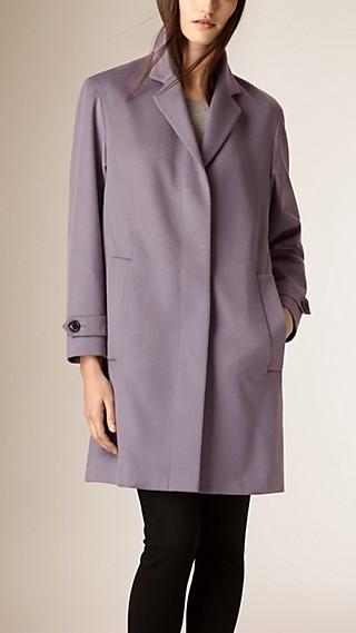 Oversize Cashmere Coat
