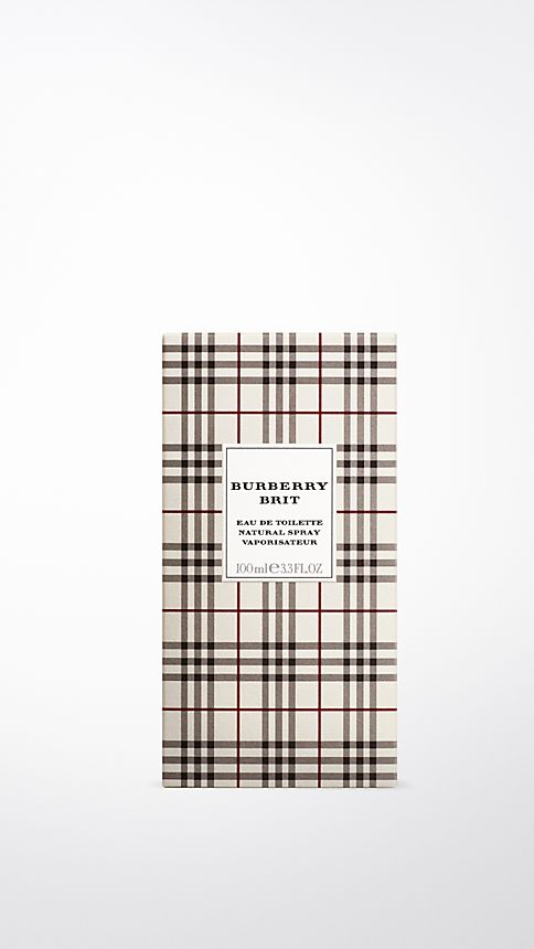 100ml Burberry Brit For Women Eau De Toilette 100ml - Image 2