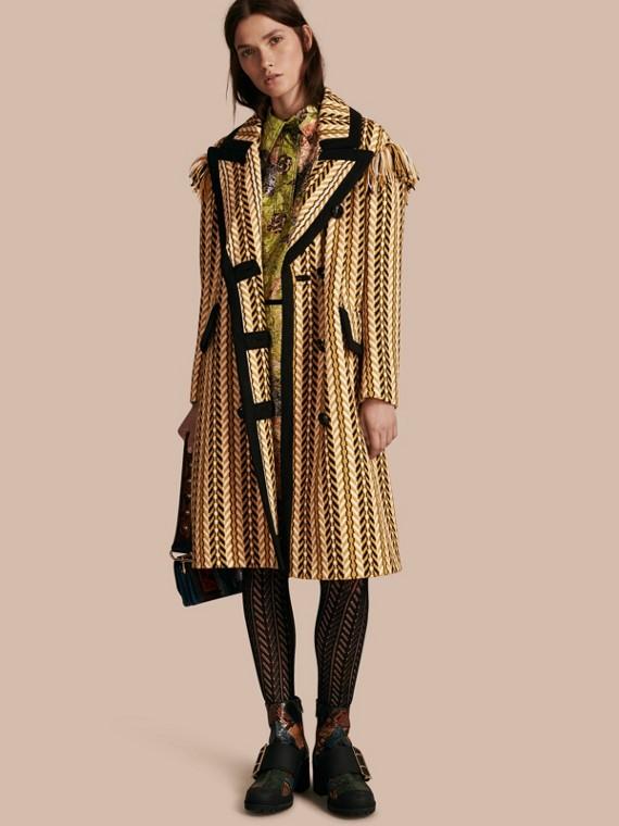 The Fringe Coat