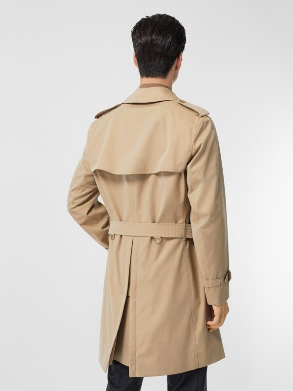 The Chelsea Heritage Trench Coat in Honey - Men | Burberry - cell image 2