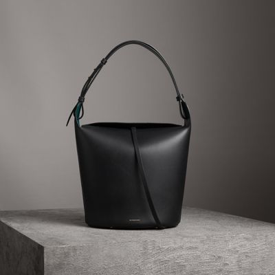 Burberry - Grand sac The Bucket en cuir - 1