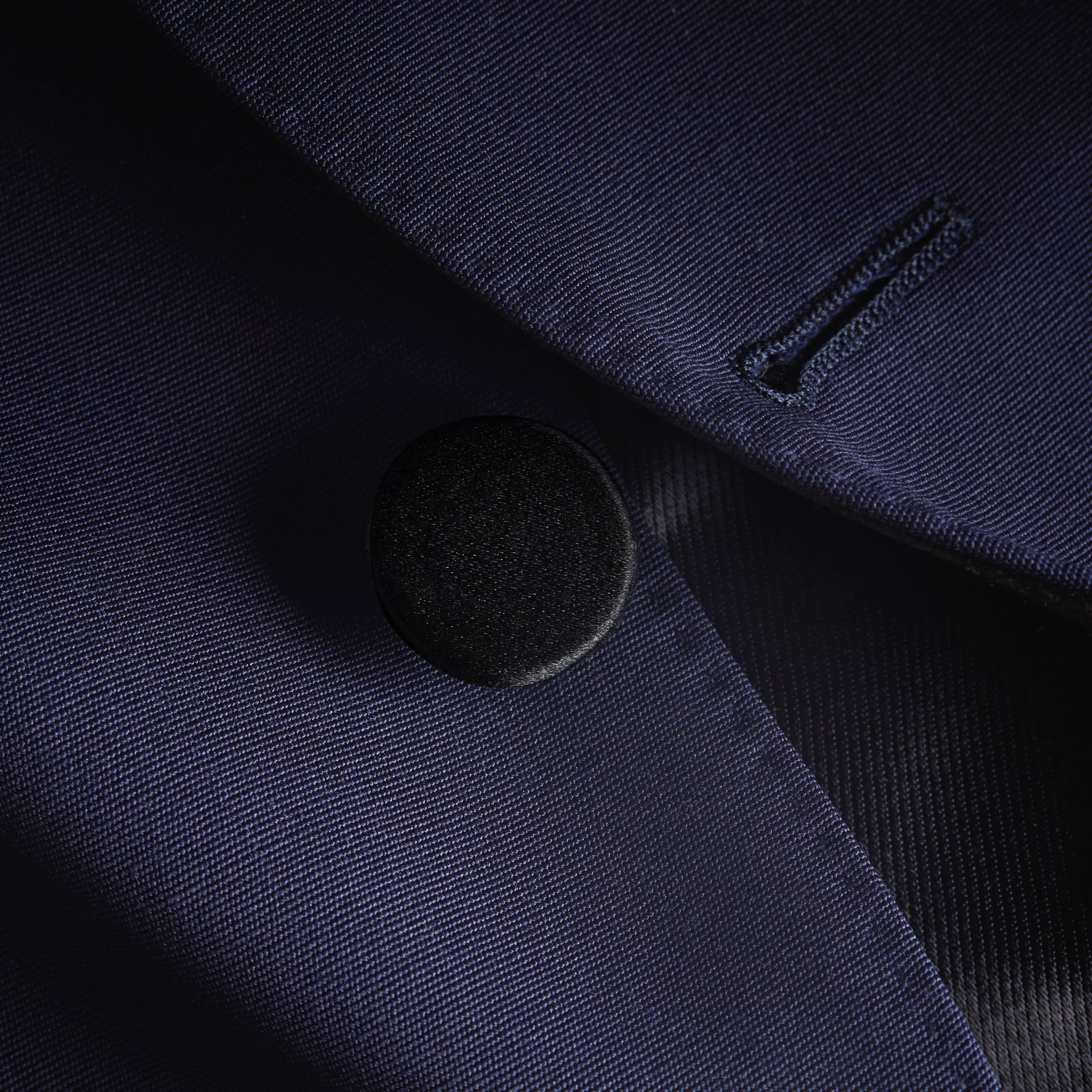 Modern Fit Virgin Wool Half-canvas Tuxedo - gallery image 3