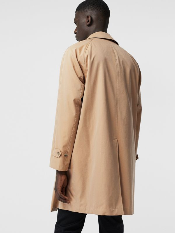 The Camden Car Coat in Honey - Men | Burberry United States - cell image 2