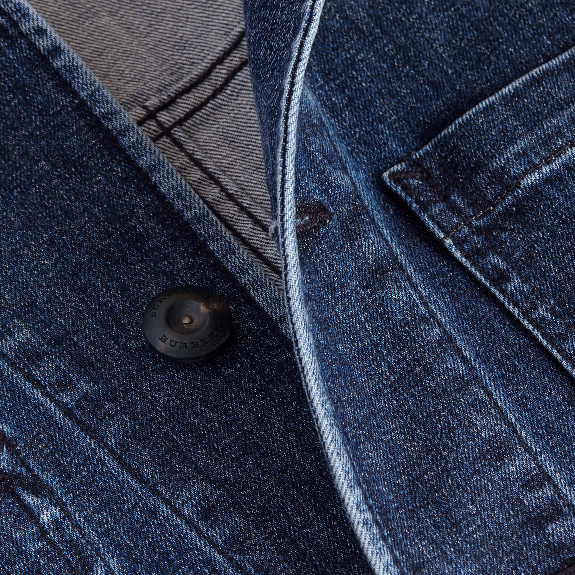 Denim Workwear Jacket - gallery image 2