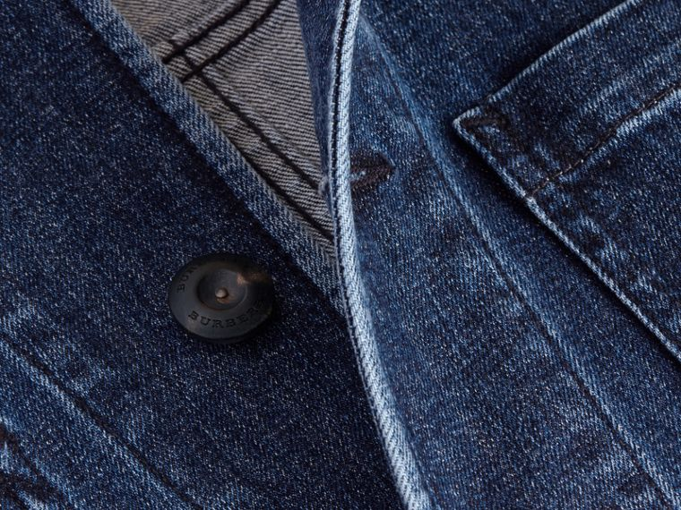 Denim Workwear Jacket - cell image 1