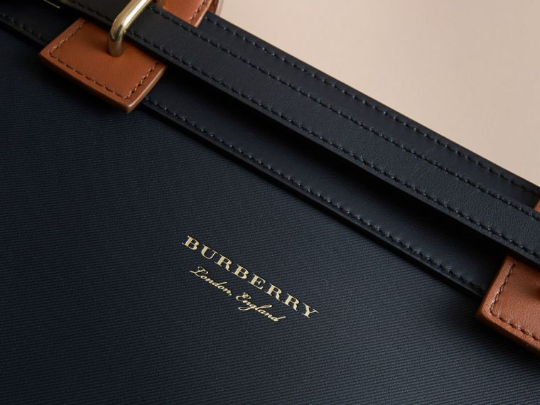 The DK88 Luggage Bag in Black - Men | Burberry United Kingdom - cell image 1