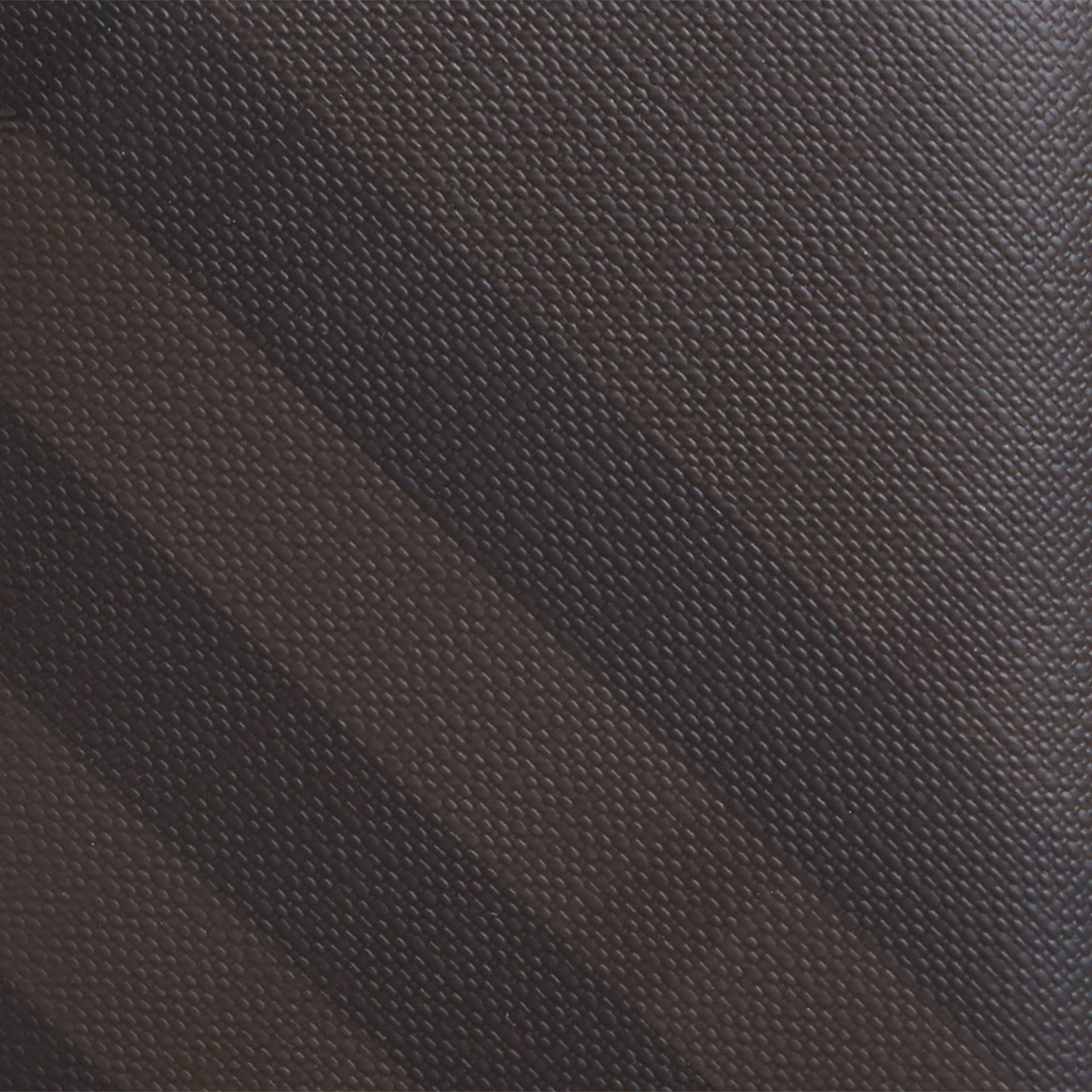 Chocolate/black London Check ID Wallet Chocolate/black - gallery image 2