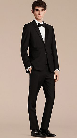The Chelsea – Slim Fit Wool Mohair Tuxedo