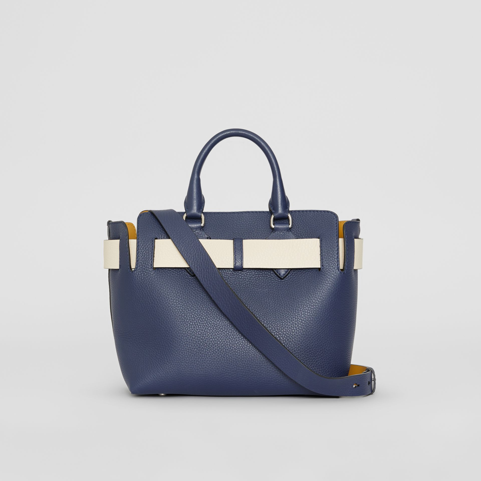Petit sac The Belt en cuir (Bleu Régence) - Femme | Burberry - photo de la galerie 7