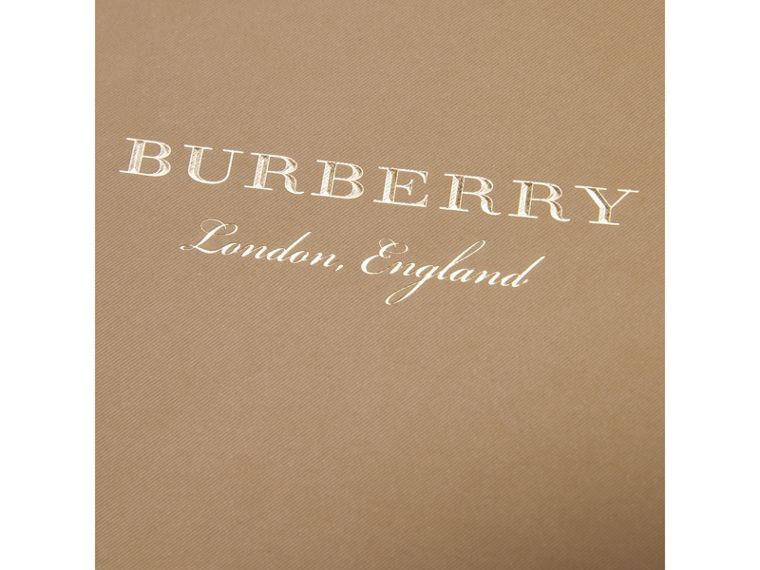 2018 A5 Diary Refill in Honey | Burberry United Kingdom - cell image 1