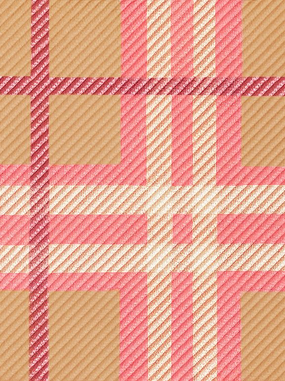 The Check Palette mit Rouge und Bräunungspuder (Rosa) - Damen | Burberry - cell image 1