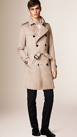 The Kensington – Langer Heritage-Trenchcoat
