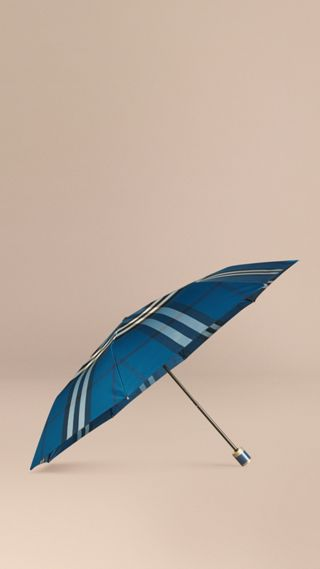 Check Folding Umbrella
