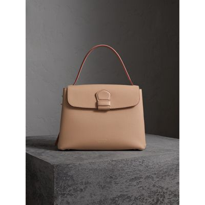 Burberry Medium Grainy Leather and House Check tote bag Cheap Sale Hot Sale Cheap Sale Sale Sale Websites Outlet Looking For Looking For Cheap Price jFu5DWxp3l