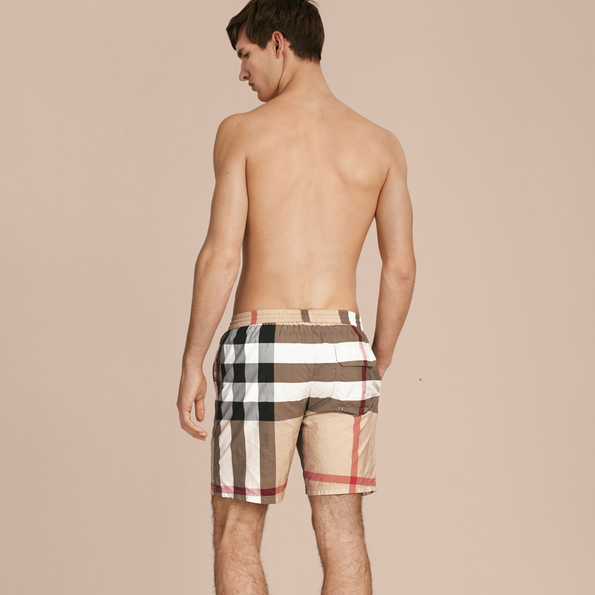 New classic check Check Swim Shorts New Classic - gallery image 3