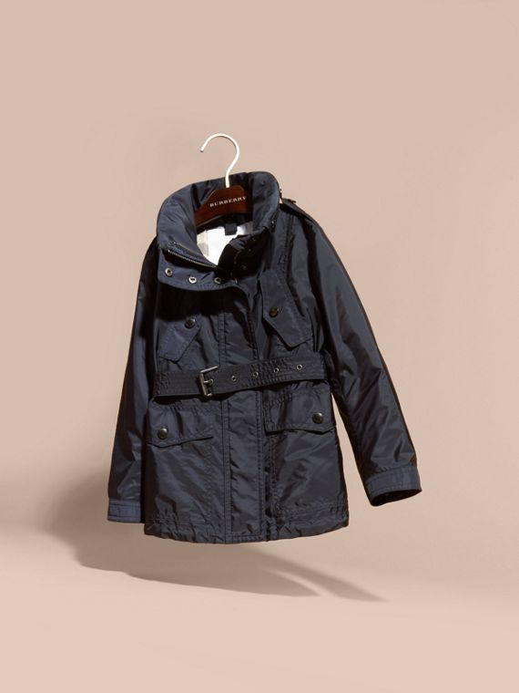 Hooded Parka with Down-filled Warmer - cell image 2