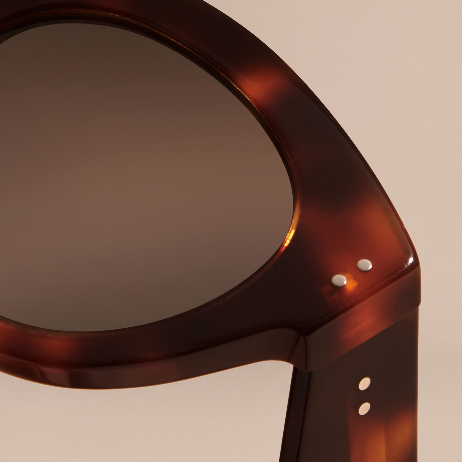 Tortoise shell Cat-eye Sunglasses Tortoise Shell - gallery image 5