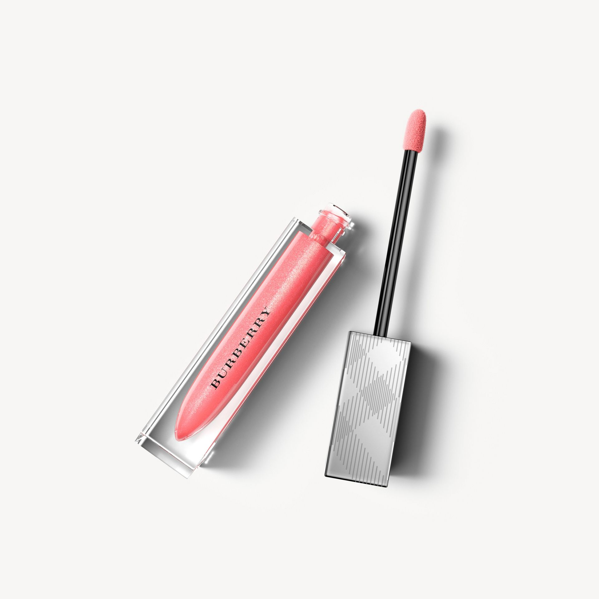 Burberry Kisses Gloss - Vermillion No.81 - Women | Burberry United Kingdom - gallery image 0
