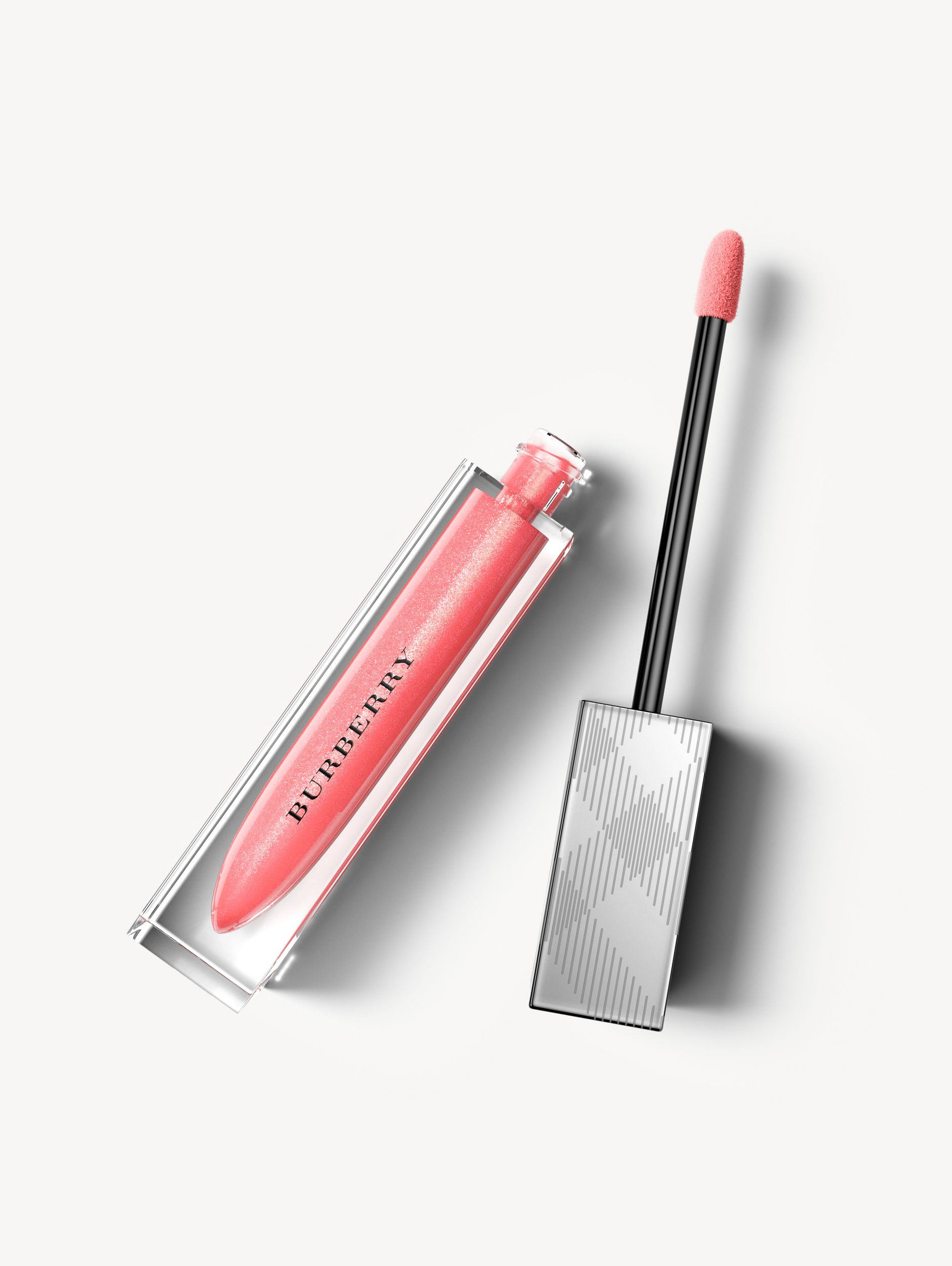 Burberry Kisses Gloss – Vermillion No.81 - Women | Burberry - 1