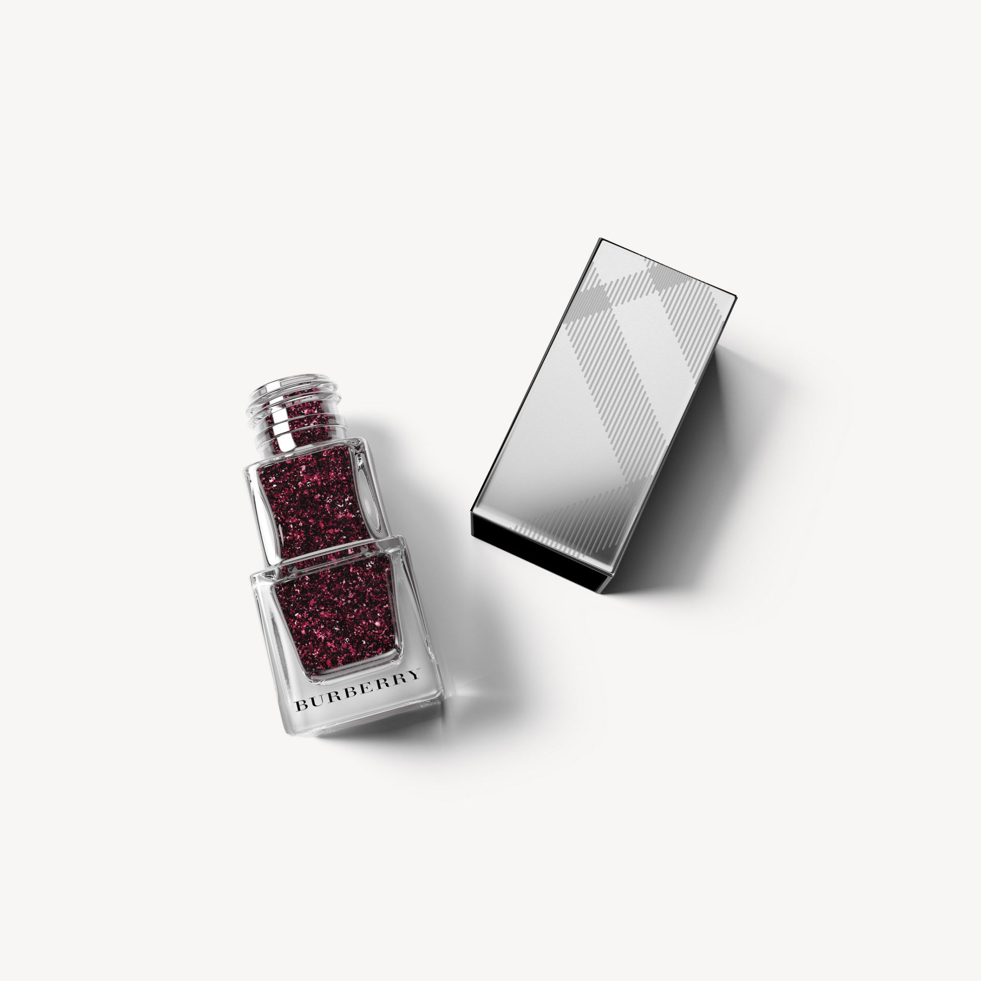 Nail Polish – Ruby Glitter No.306 - Women | Burberry - gallery image 1