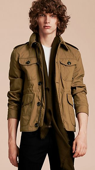 Utility Pocket Field Jacket