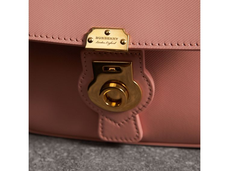 The Mini DK88 Top Handle Bag in Ash Rose - Women | Burberry United Kingdom - cell image 1