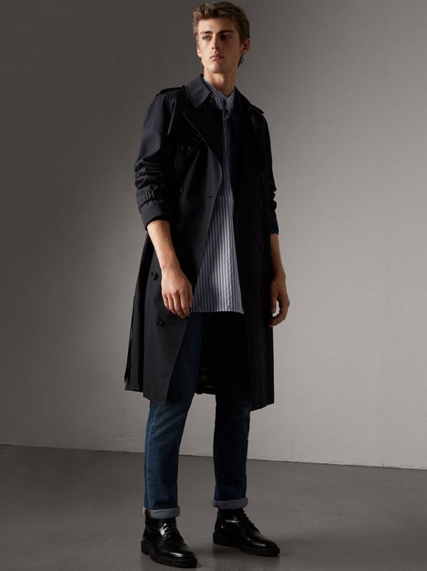The Westminster – Long Heritage Trench Coat