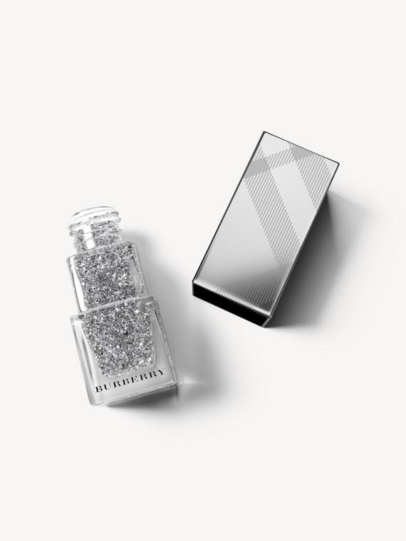 Nail Polish – Silver Glitter No.453