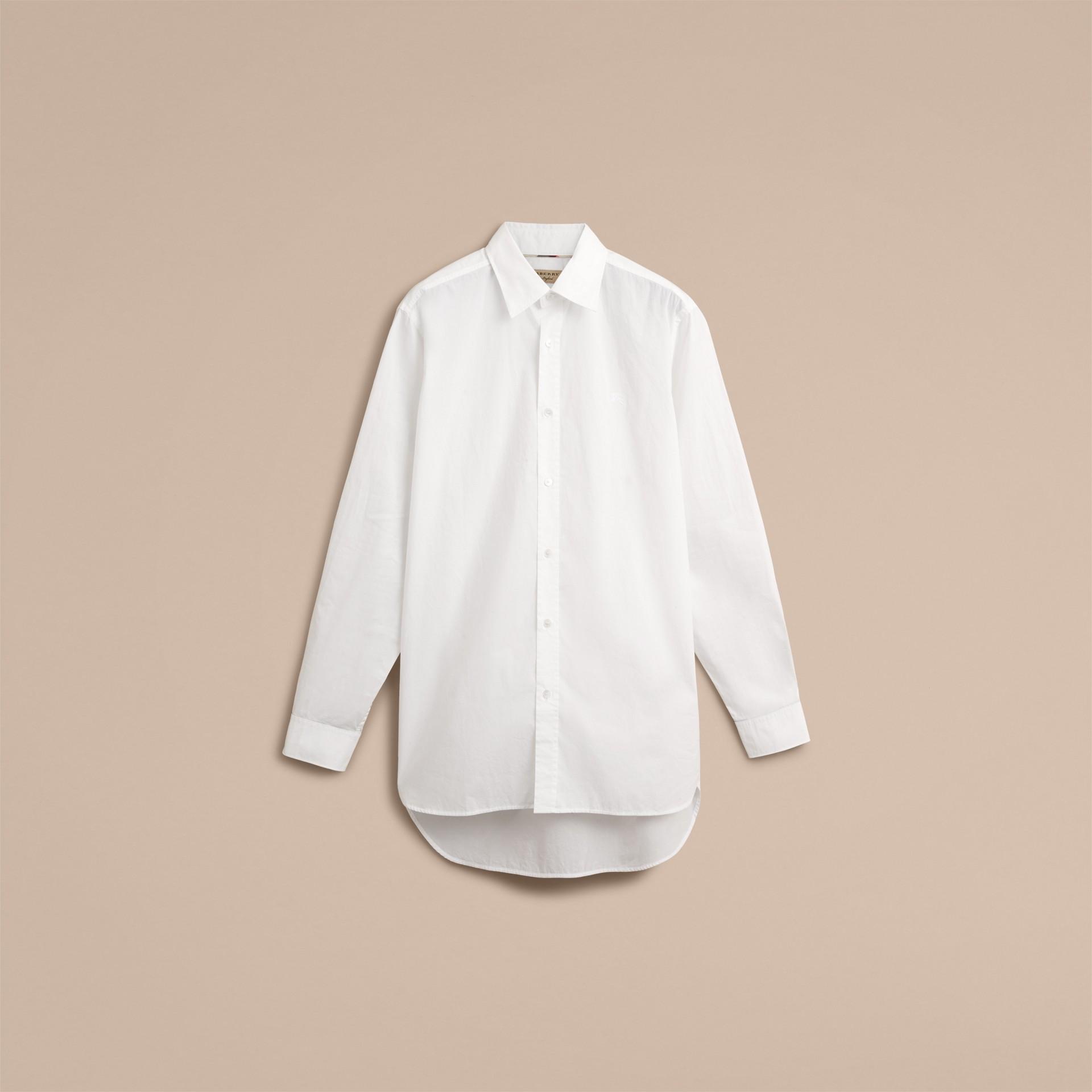 Japanese Cotton Poplin Shirt - gallery image 4