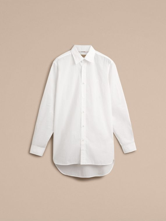 Japanese Cotton Poplin Shirt - cell image 3