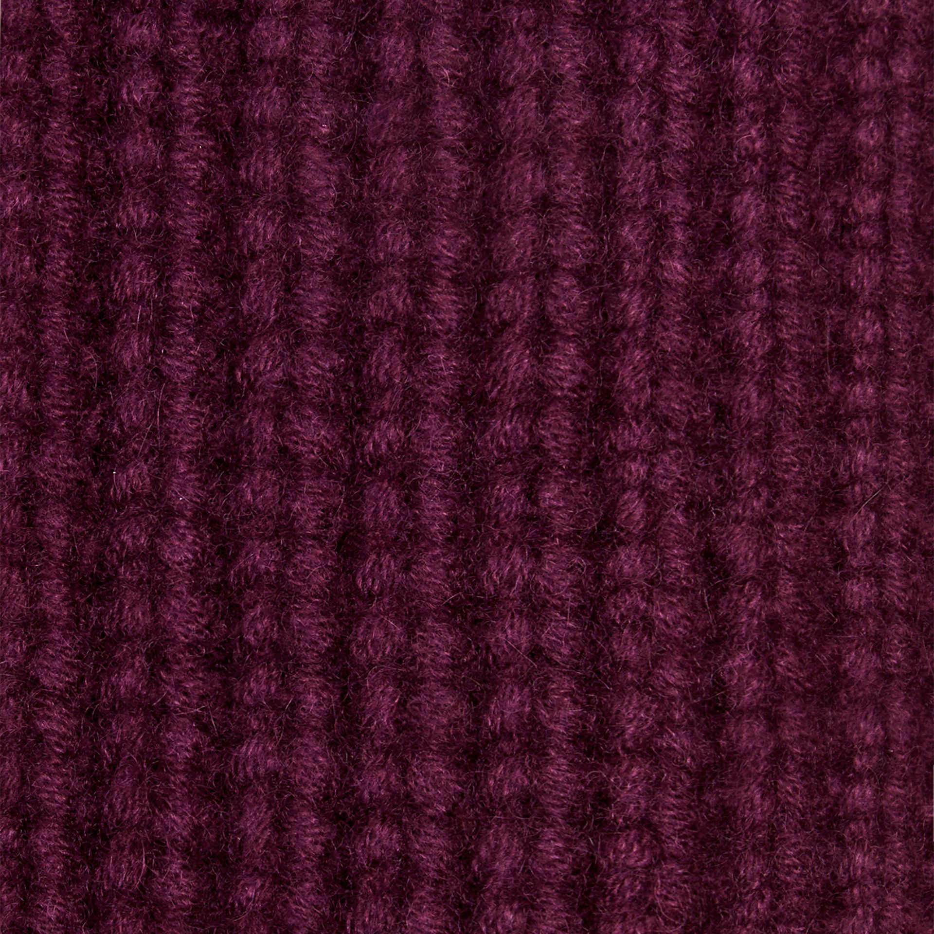 Elderberry Knitted Cashmere Socks Elderberry - gallery image 2