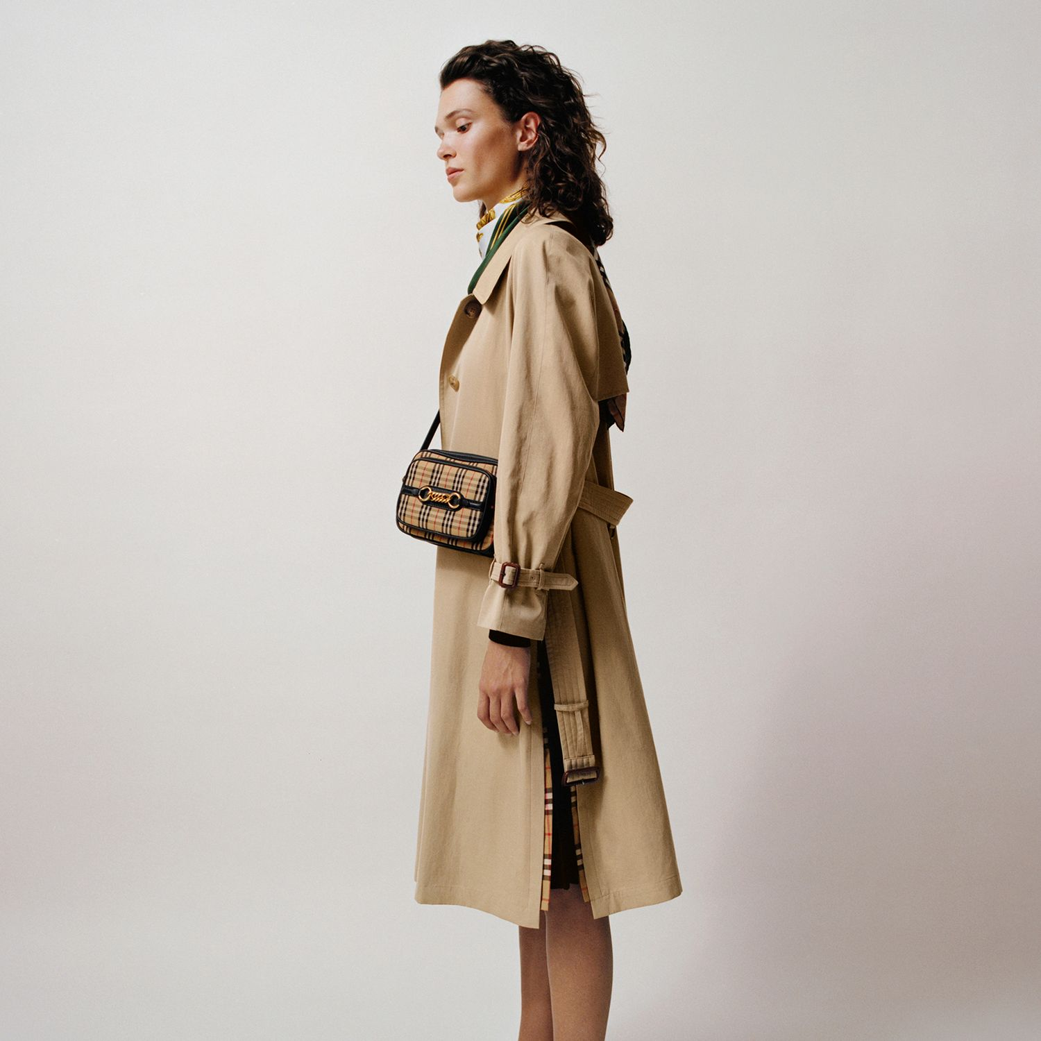El trench coat