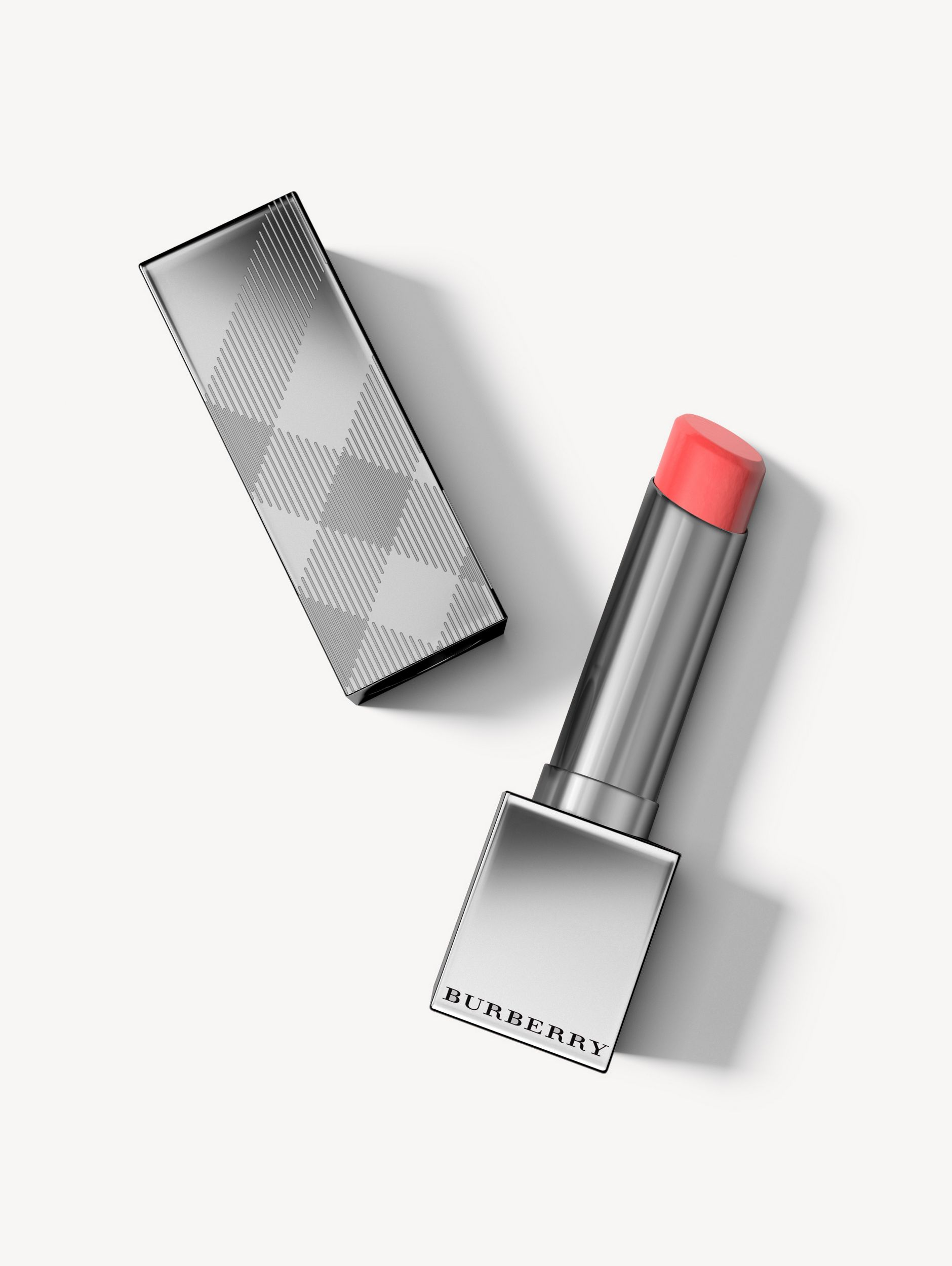 Burberry Kisses Sheer – Coral Pink No.265 - Women | Burberry - 1