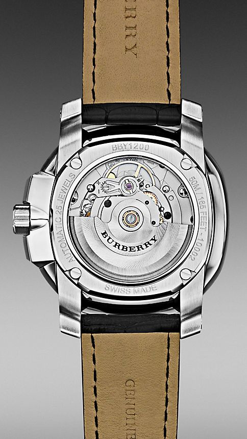 Black The Britain BBY1200 43mm Automatic - Image 4
