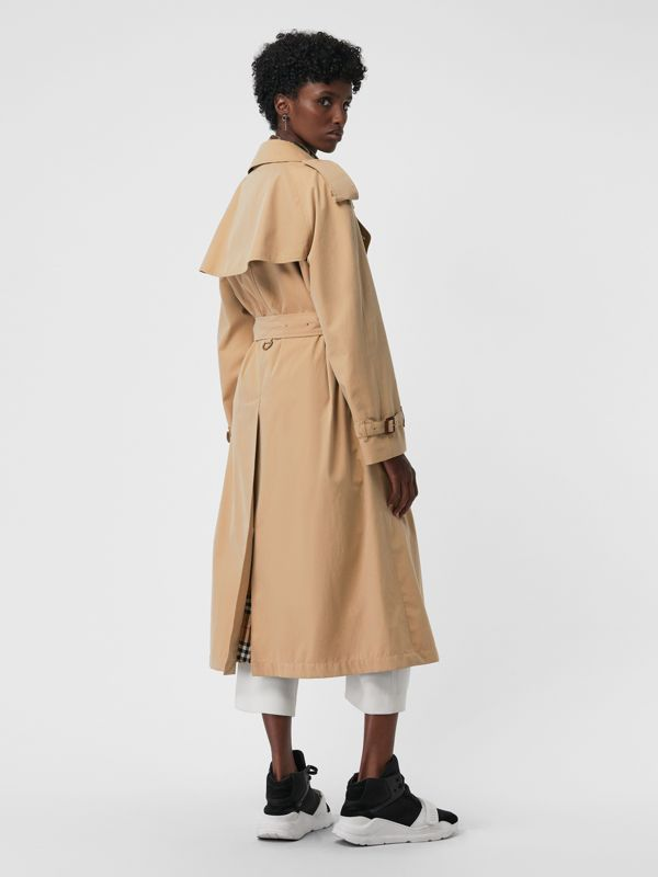 The Westminster - Trench coat Heritage longo (Mel) - Mulheres | Burberry - cell image 2