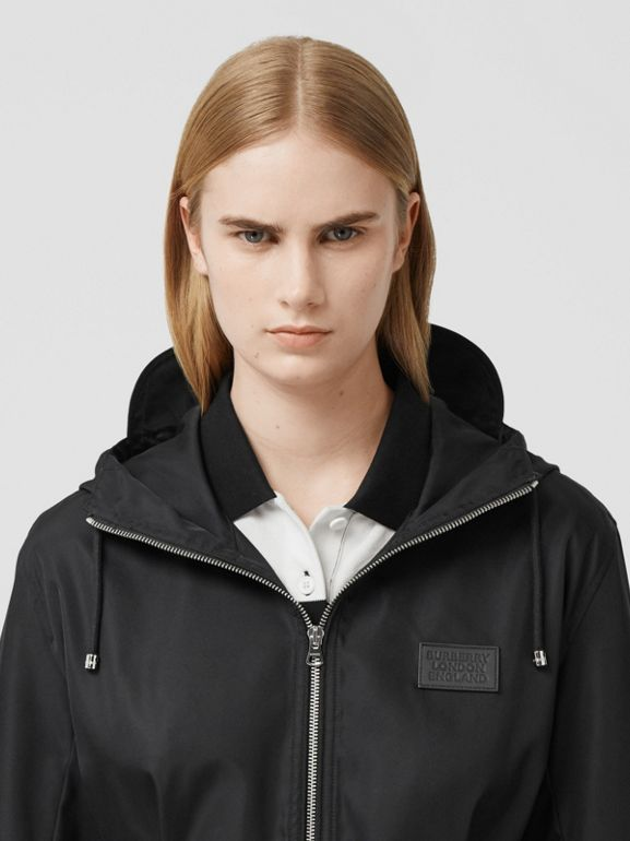 ECONYL® Parka in Black - Women | Burberry Australia - cell image 1