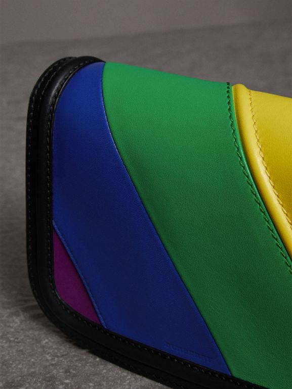 The Rainbow Leather Link Bag - Women | Burberry United States - cell image 1