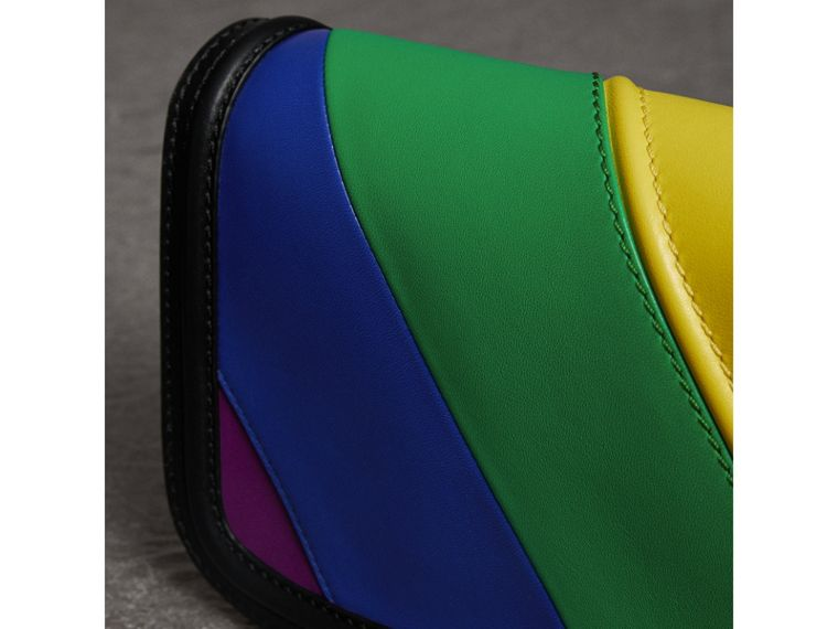 The Rainbow Leather Link Bag - Women | Burberry Hong Kong - cell image 1