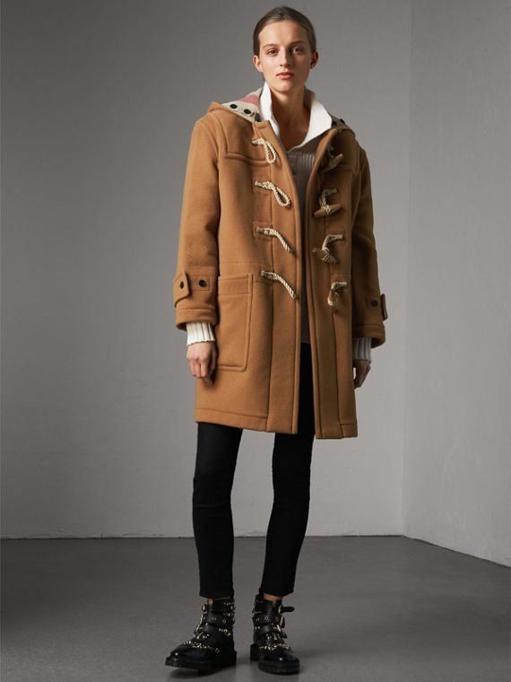 Duffle-coat The Greenwich (Camel Moyen)