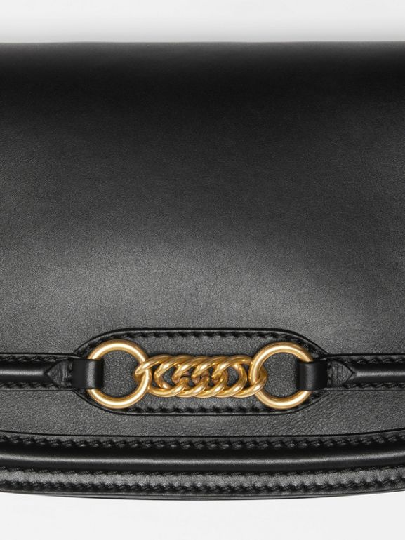 Borsa The Link in pelle (Nero) - Donna | Burberry - cell image 1