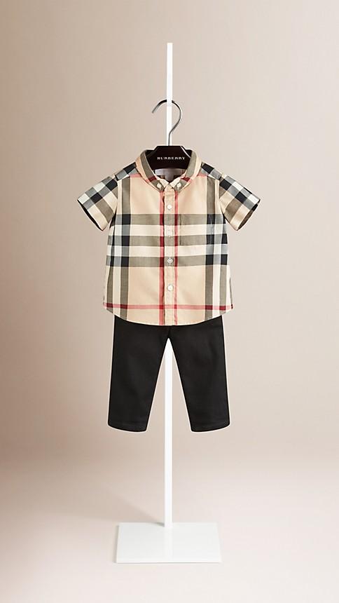 New classic check Check Cotton Twill Shirt New Classic - Image 1