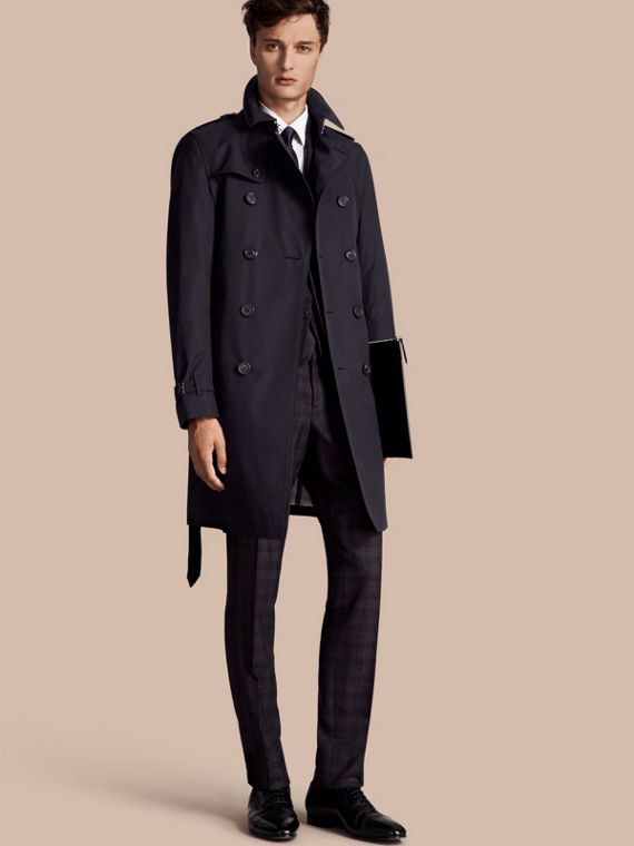 Trench-coat Heritage long The Chelsea Marine