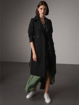Women's Black Trench Coats | Burberry United Kingdom
