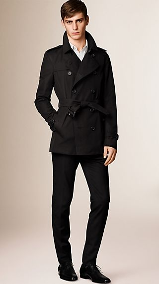 The Kensington – Kurzer Heritage-Trenchcoat