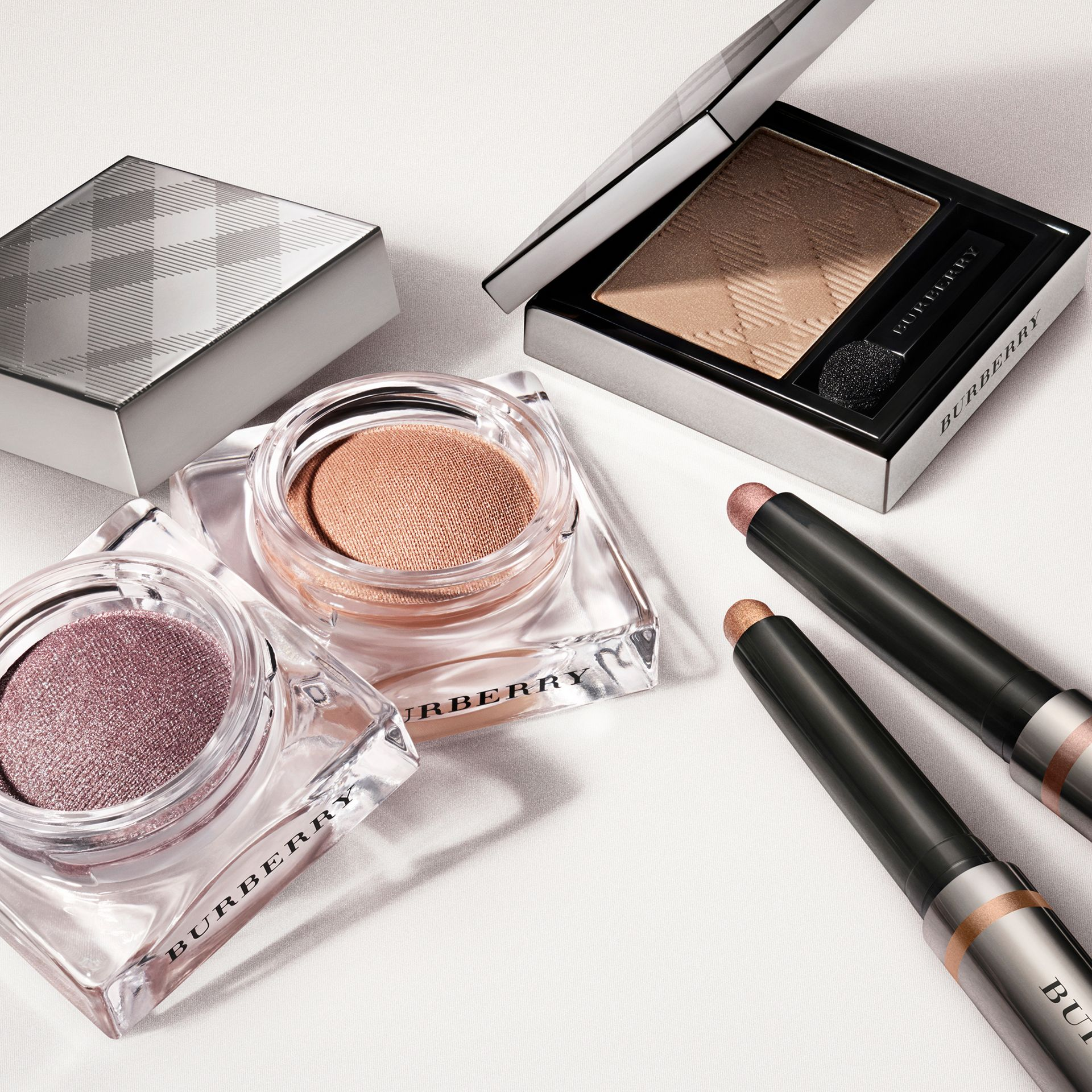 Eye Colour Contour - Pale Copper No.106 - Women | Burberry - gallery image 3