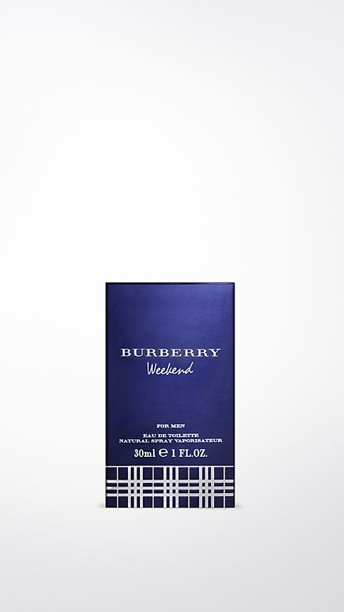 30ml Burberry Weekend For Men Eau De Toilette 30ml - Image 2