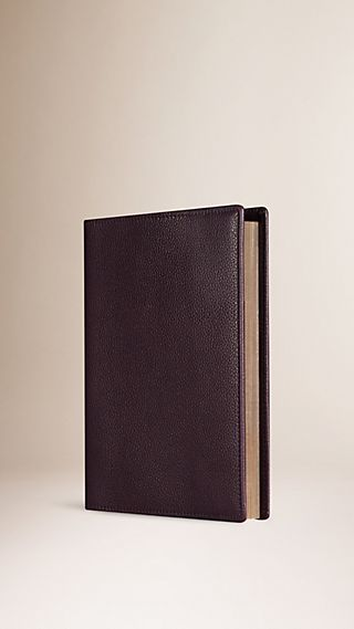 Grainy Leather 18 Month 2015/16 A5 Diary